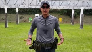 รีวิว Battle Belt (เข็มขัดต่อสู้) - Dan Vlog