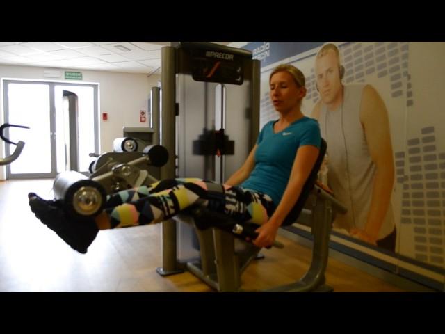 ćwiczenie 3 - siłownia