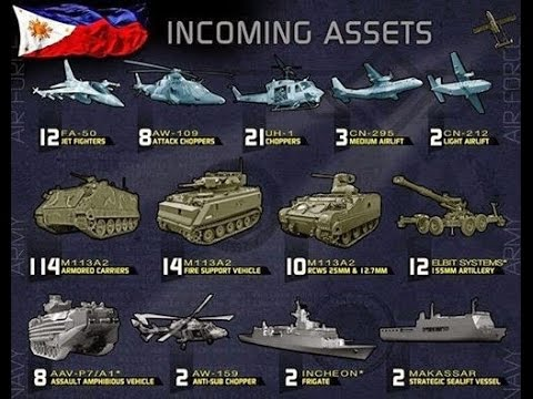 Philippines Can't Afford Full Military Modernisation