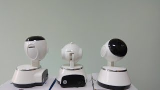 iCSee налаштування Поворотна камера PTZ ipcam