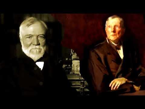 MBA Cases: Andrew Carnegie and John Rockefeller The Richest men of The Epoch