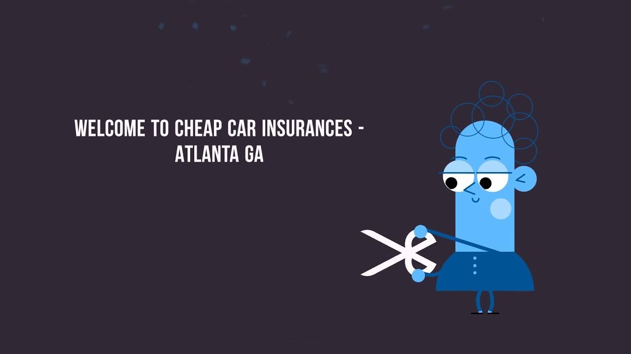 Affordable Car Insurance in Atlanta GA