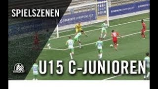 Bayer 04 Leverkusen U15 - VfL Wolfsburg U15 (Vorrunde, Bernesto Champions Cup)