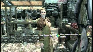 Skyrim Blood On The Ice Glitch FIXED!