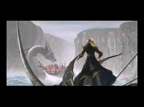 Final Fantasy 5 CG Movie