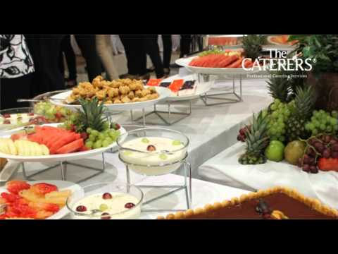 The Caterers - Professional Catering Service