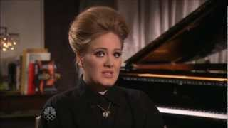 Adele Live in London with Matt Lauer (Aired June 3rd, 2012) [HQ]