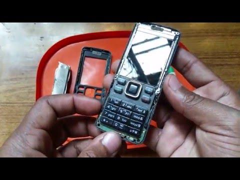 Nokia 6300 dissasembly