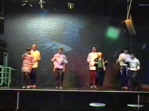 Time to practice: Mini Animals, Party Animals & MC Lynx 1997 @ De Valk, Amsterdam-North