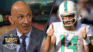 NFL Week 17 Recap: Dolphins upset Patriots, Packers earn bye, Eagles win NFC East | NBC Sports