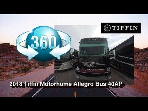 2018 Tiffin Allegro Bus 40AP | 360° View | Mount Comfort RV