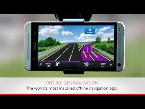 TomTom GPS Navigation Traffic APK 1.17 Build 2117 (Full, Patched) UPDATE