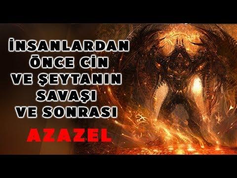 """İnsanlardan Önce Cin Ve Şeytanın Savaşı ve Sonrası """"İblisin Kaderi"""""""