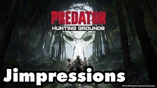 Predator: Hunting Grounds - Preying For A Better Game (Jimpressions) (Video Game Video Review)