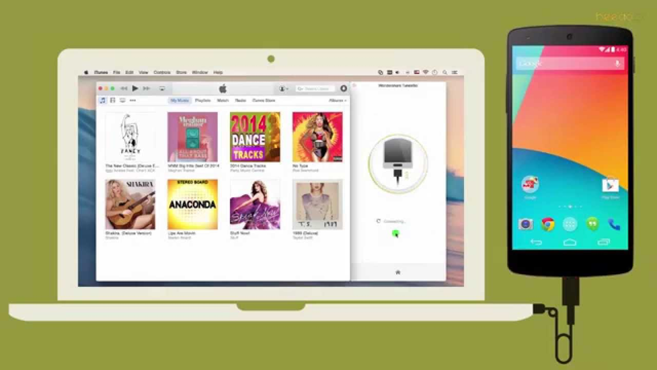 how to download photos to mac from android