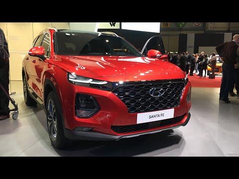 2018 Hyundai Santa Fe walkaround at Geneva Motor Show 2018