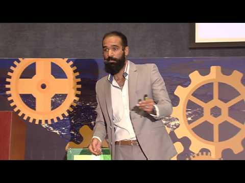 Applied Yoga for Aspiring Superheroes | Zubin Atre | TEDxSIULavale