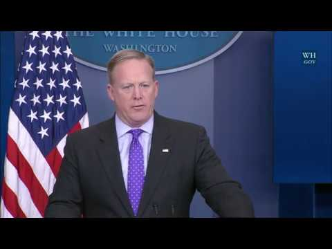 2/8/17: White House Press Briefing