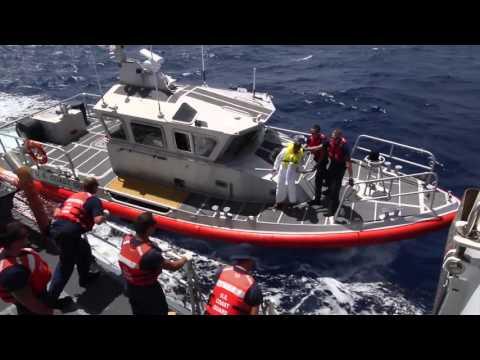 Coast Guard Patrol Boat Bust