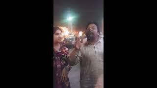 Repeat youtube video Adnan kissing khusra 9 no