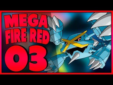 Pokémon Super Mega Fire Red #03 - Todas Pedras de Evolução (BR)