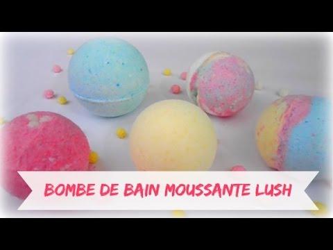 Diy Incroyable Démo Boules De Bain (bath Bombs) Doovi