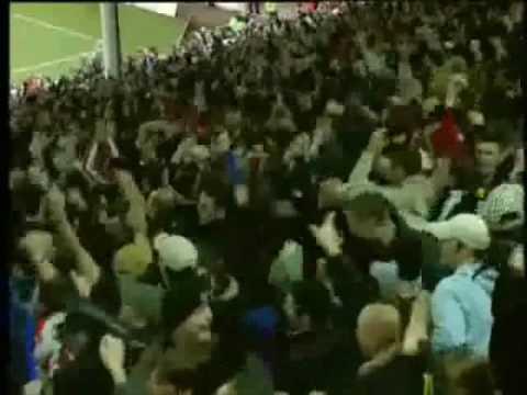 Sheffield United 21 Leeds  Worthington Cup 0203