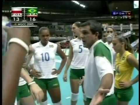 Women's Grand Champions Cup 2005: Brazil x Poland