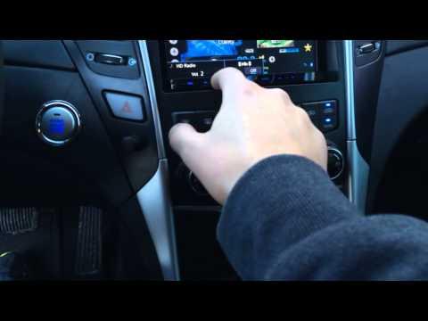 2013 Hyundai Stereo Upgrade.