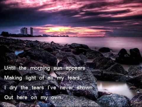 On My Own - Nika Costa With lyrics