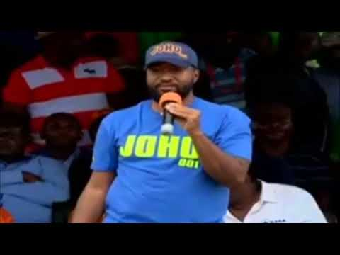 Hassan Joho's AMAZING Speech in Kisumu. He Vows No ELECTIONS Will Happen on October 26th