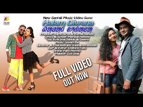 HALAM A DIWANA  KULI NEL KATE FULL SANTALI VIDEO 2020 || King & Deepa