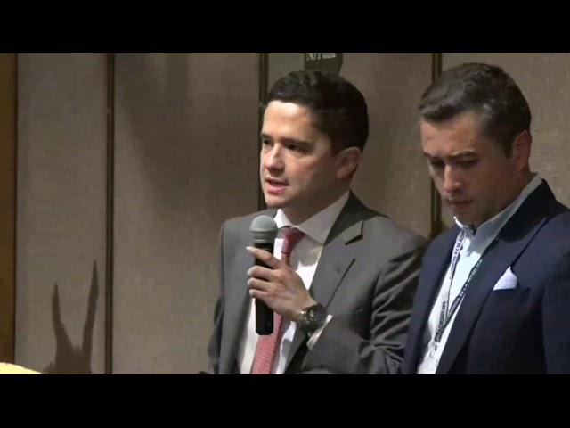 Intervención en la Conversación Nacional sobre Paz