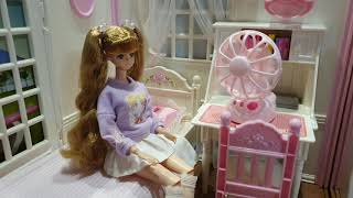 다이소 장난감 선풍기 육일돌 미미인형 제니인형 바비인형…