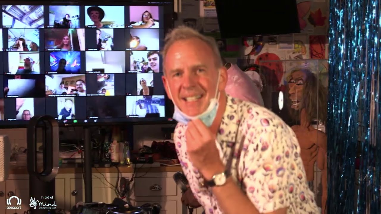 At Home With... Fatboy Slim & Idris Elba!