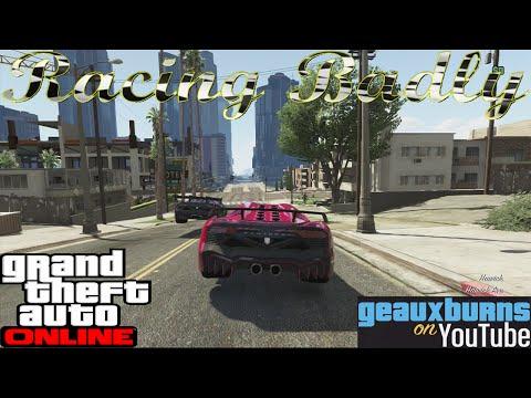 GTA Online: Crazy Taxi (Racing Badly)