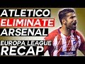 ATLETICO MADRID vs MARSEILLE in the Europa League Final - UEFA Europa League Semi-Finals Review