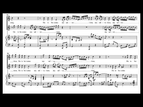 Händel: Israel in Egypt - 14. The Lord is my strength - Gardiner
