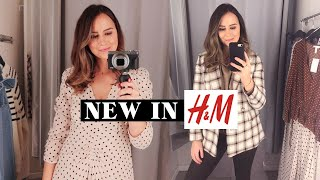 NEW IN H&M  | COME SHOPPING WITH ME | WINTER 2020 HAUL