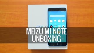 Meizu M1 Note Unboxing (India) | Techniqued