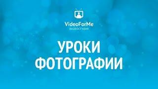Детский фотограф. Урок фотографии / VideoForMe - видео уроки