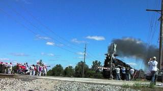 Nickel Plate Road 765 Steam Locomotive - St. Charles MO