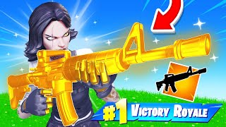 New SECRET WEAPON in Fortnite!