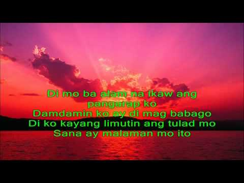 Kung Para Sayo by Willie Revillame with Lyrics in HD