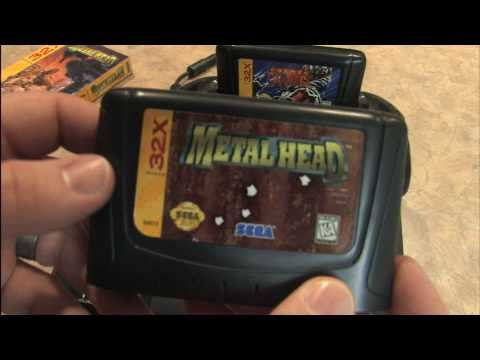 Classic Game Room - SEGA 32X review part 2 thumbnail