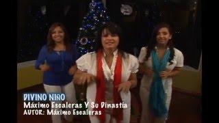 Maximo Escaleras y su Dinastia - Divino Nino ( Video Oficial )