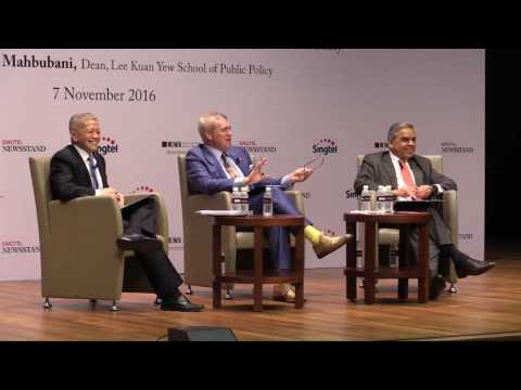 [Q&A] TPP? Or OBOR? Superpower Grand Strategy and International Economic Ambition