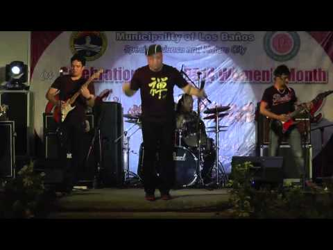 MITOY and the draybers @ Los Banos Laguna, Powered By Cozmix and Transitive Noize