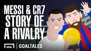 Messi and Ronaldo - football's greatest rivalry