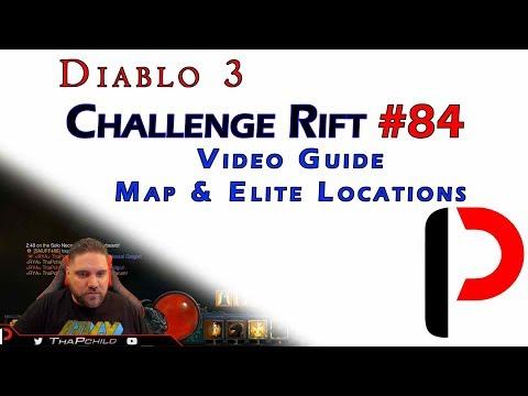 Diablo 3 - Challenge Rift 84 - Legacy of Nightmares Crusader